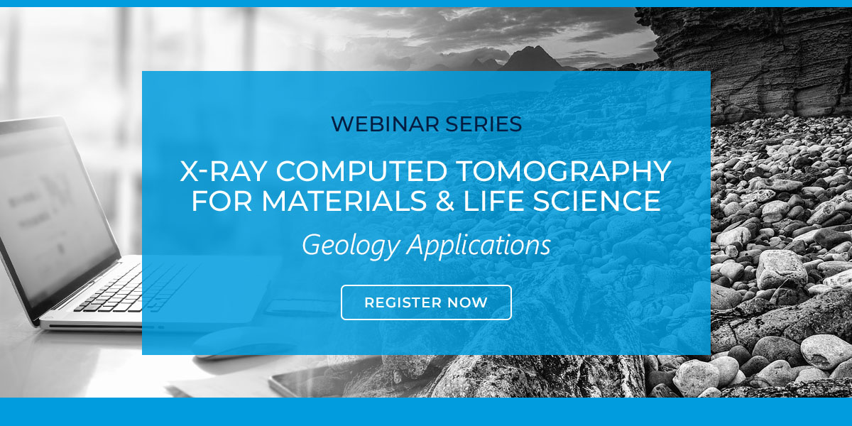 X-ray Computed Tomography for Materials and Life Science: Geology Application
