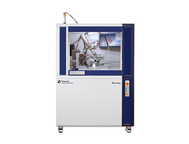 Economical single crystal X-ray diffractometer