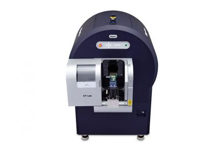 Ultra-high-speed, high-resolution 3D X-ray micro CT - imaging ctlab gx
