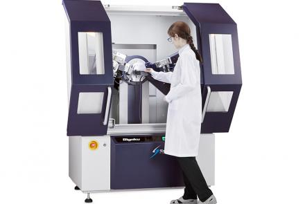 SmartLab automated multipurpose X-ray diffractometer (XRD) with Guidance software